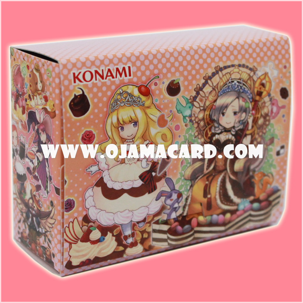 Yu-Gi-Oh! ZEXAL OCG Duelist Card Case / Deck Holder / Deck Box - Madolche Divider