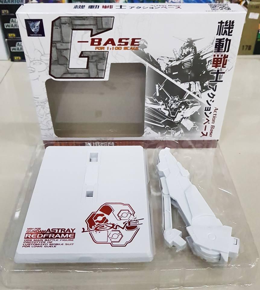 G-BASE (RED-FRAME)