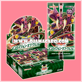 910 - Invasion of Venom [INOV-JP] - Booster Box (JA Ver.)