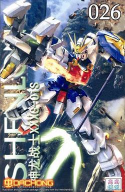 Shenlong Gundam EW Ver MGรหัส026