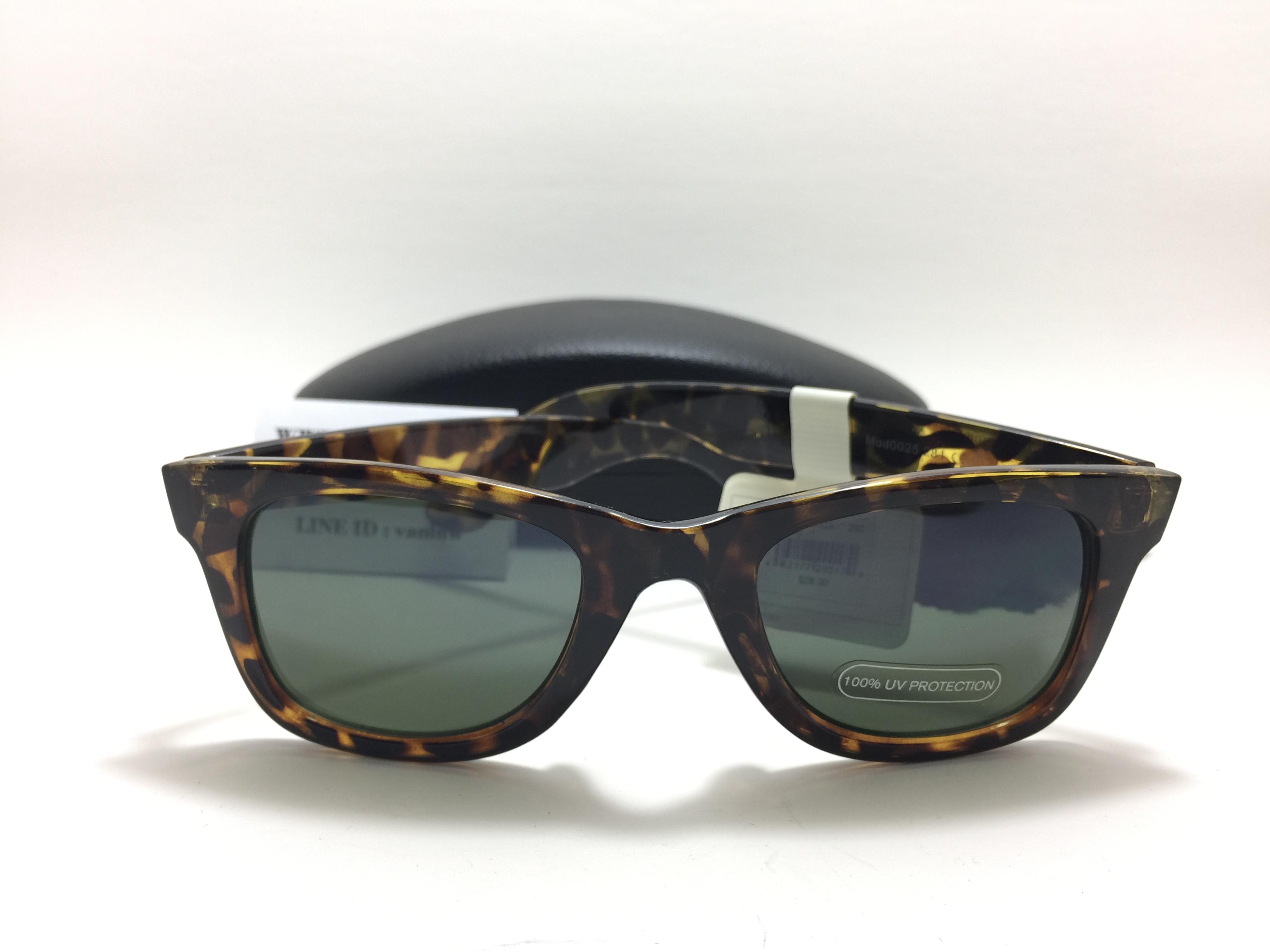 แว่นกันแดด VanHeusen Sunglasses Mod0025 281 <กระ>