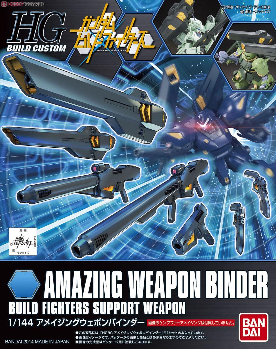 Amazing Weapon binder (HGBC)