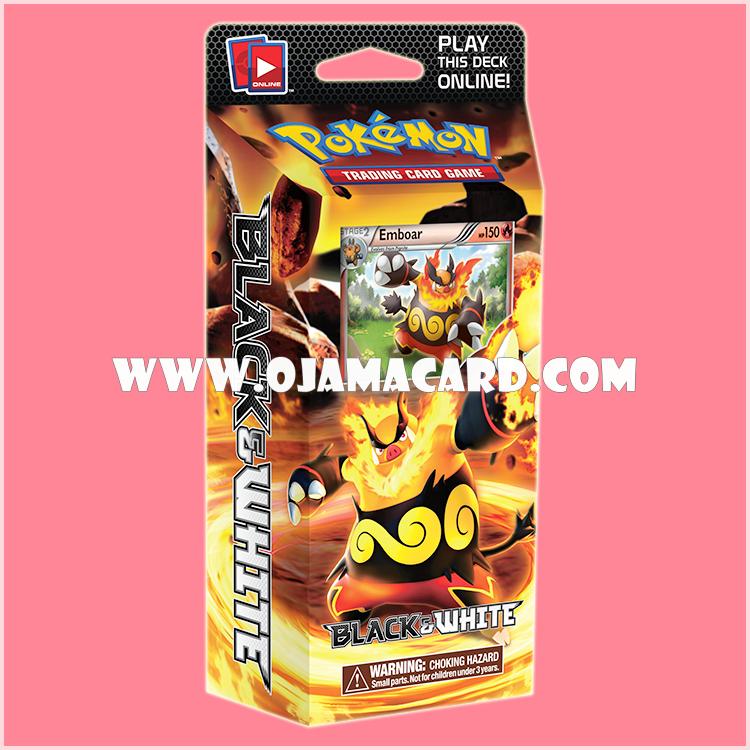 Pokémon TCG Black & White : Red Frenzy Theme Deck