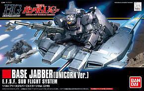 Base Jabber (Unicorn Ver.) (HGUC)