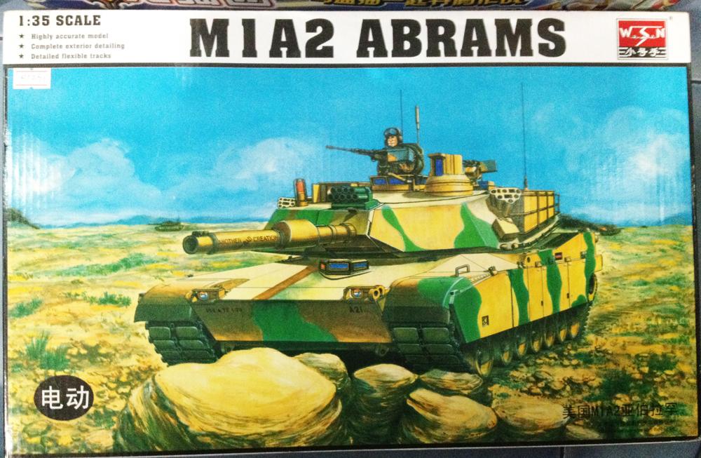 1/35 MIA2 ABRAMS