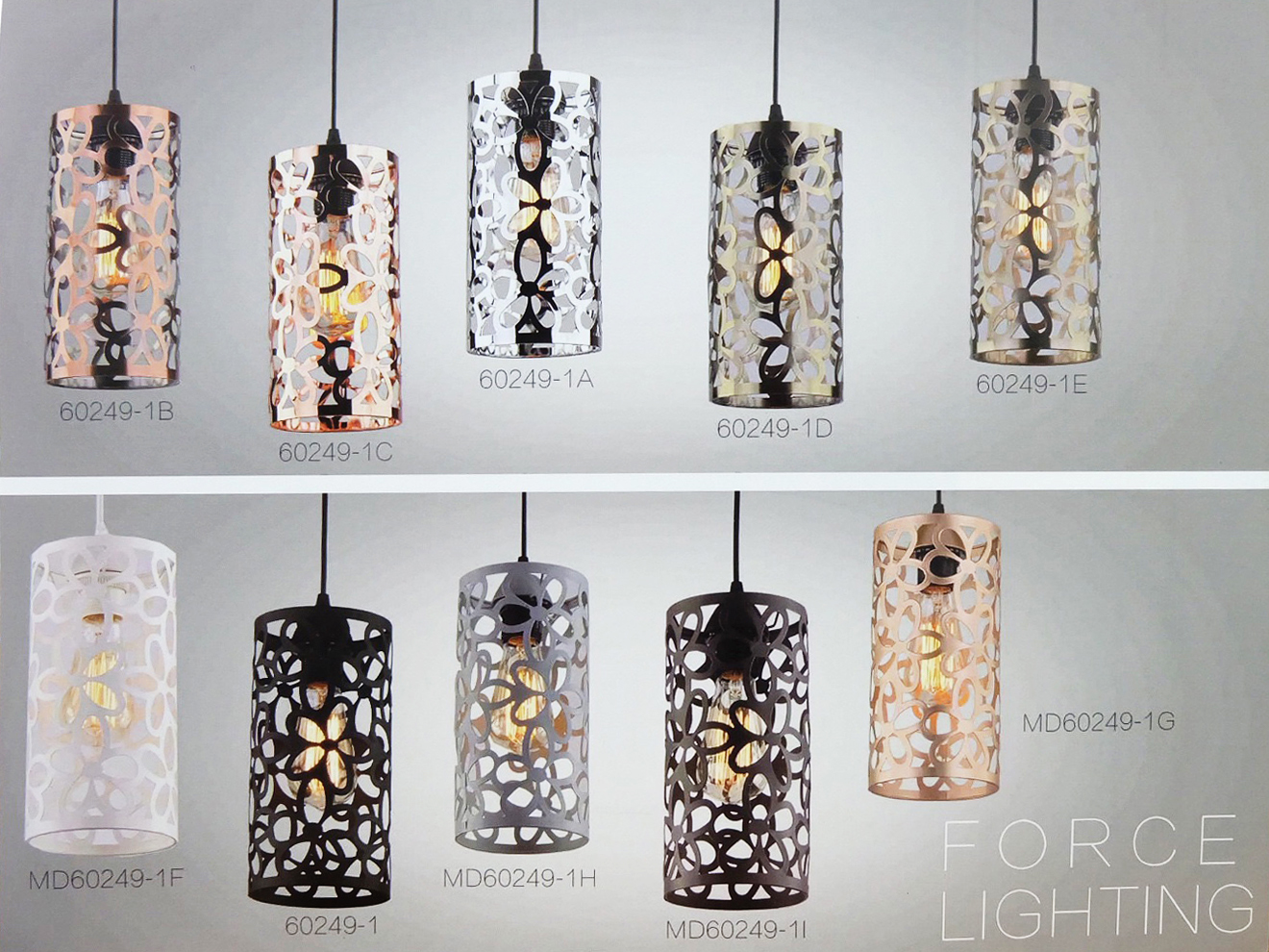 Modern Lamps Set-40
