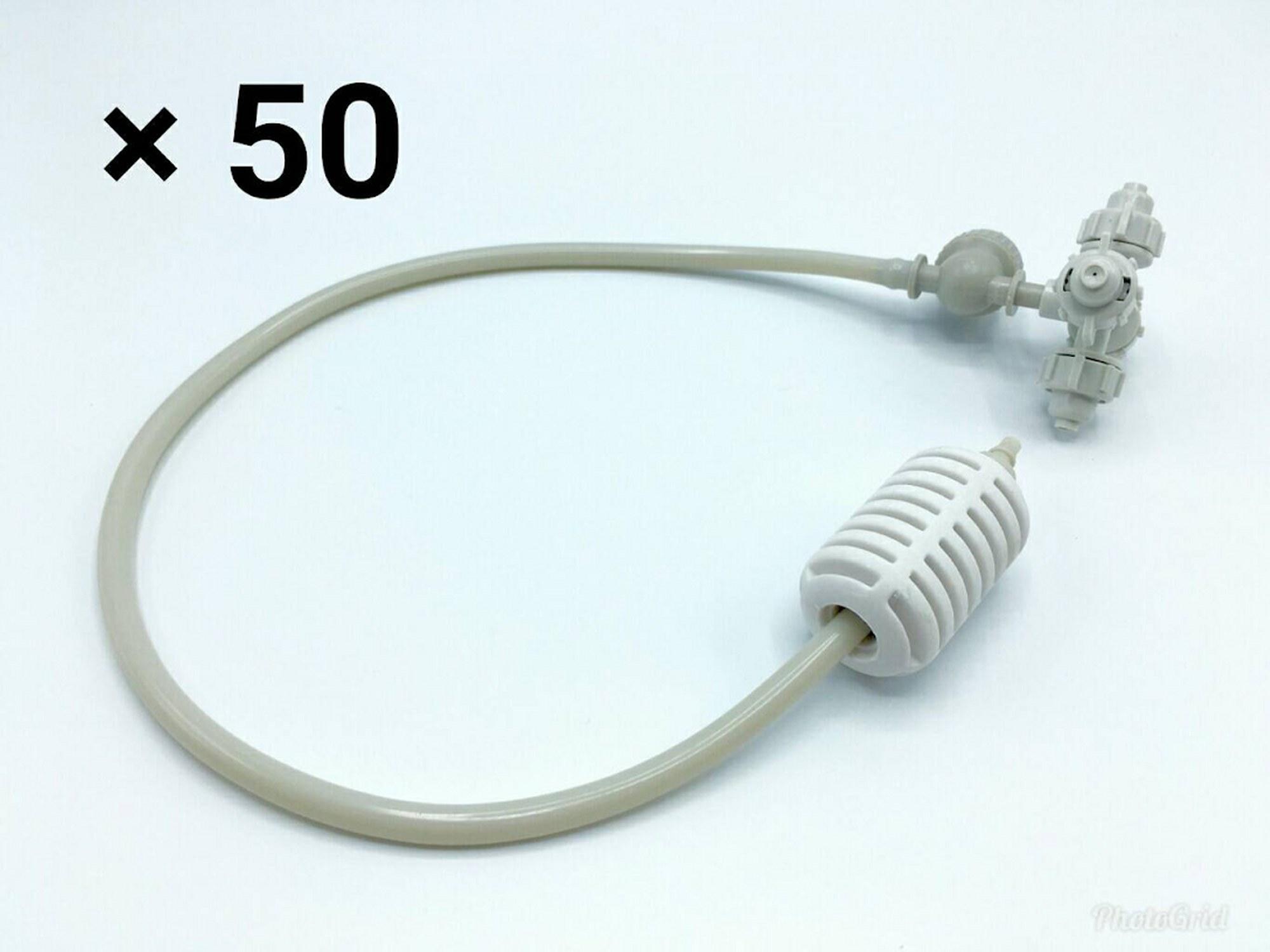 หัวพ่นหมอก 4 ทางเนต้าฟิล์ม 0.6 mm. 50 ชุด ( ชุดละ 95 บาท )