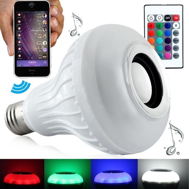LED Music bulb 12W
