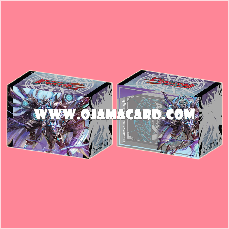 "VG Fighter's Clear Deck Holder Collection Vol.28 - Dark Dragon, Spectral Blaster ""Diablo"""