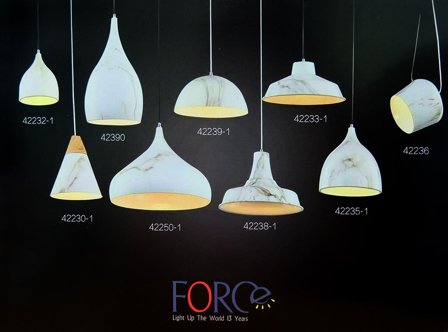 Modern Lamps Set-1