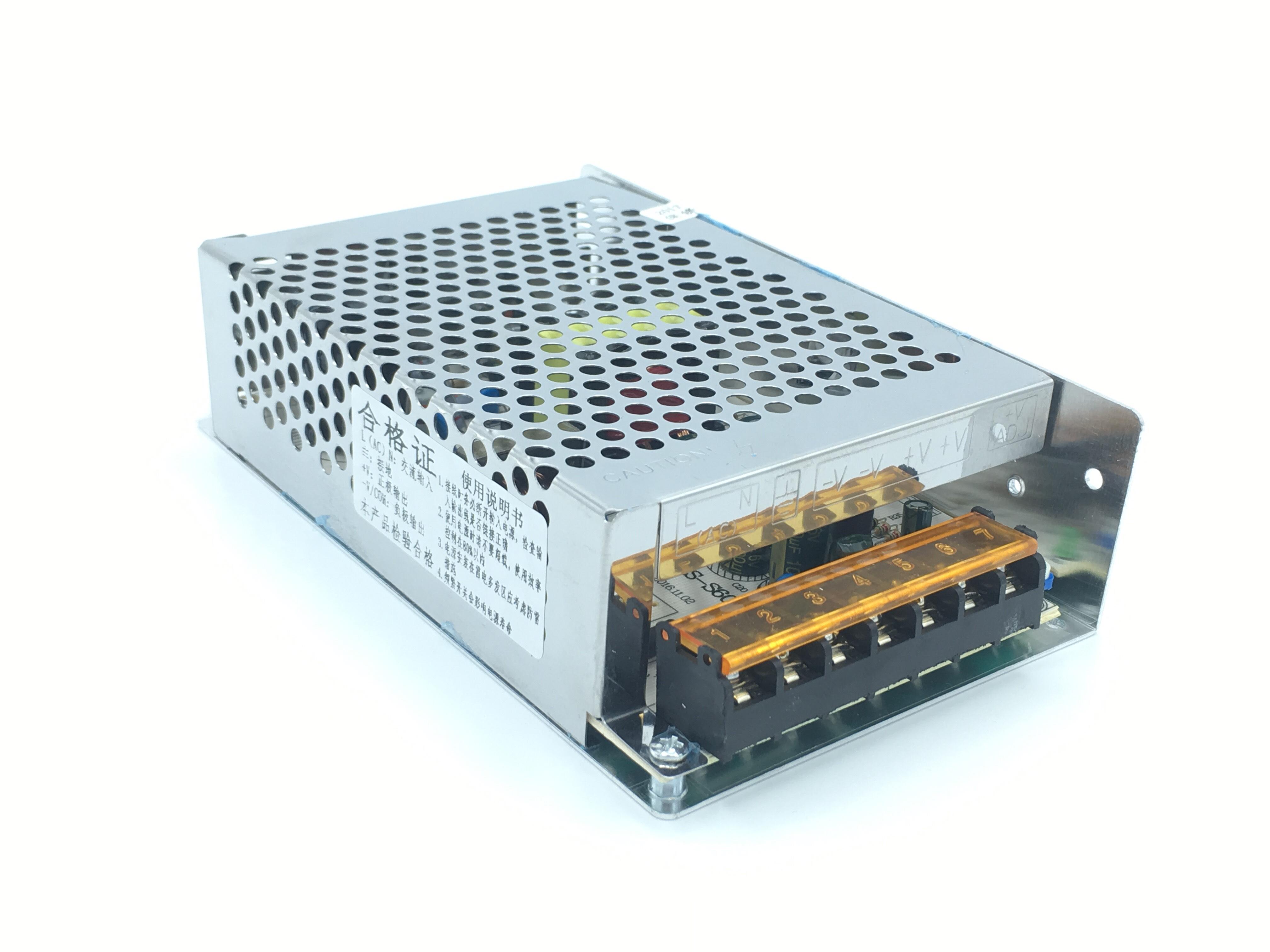 หม้อแปลงไฟฟ้า 220VAC 12VDC 10A