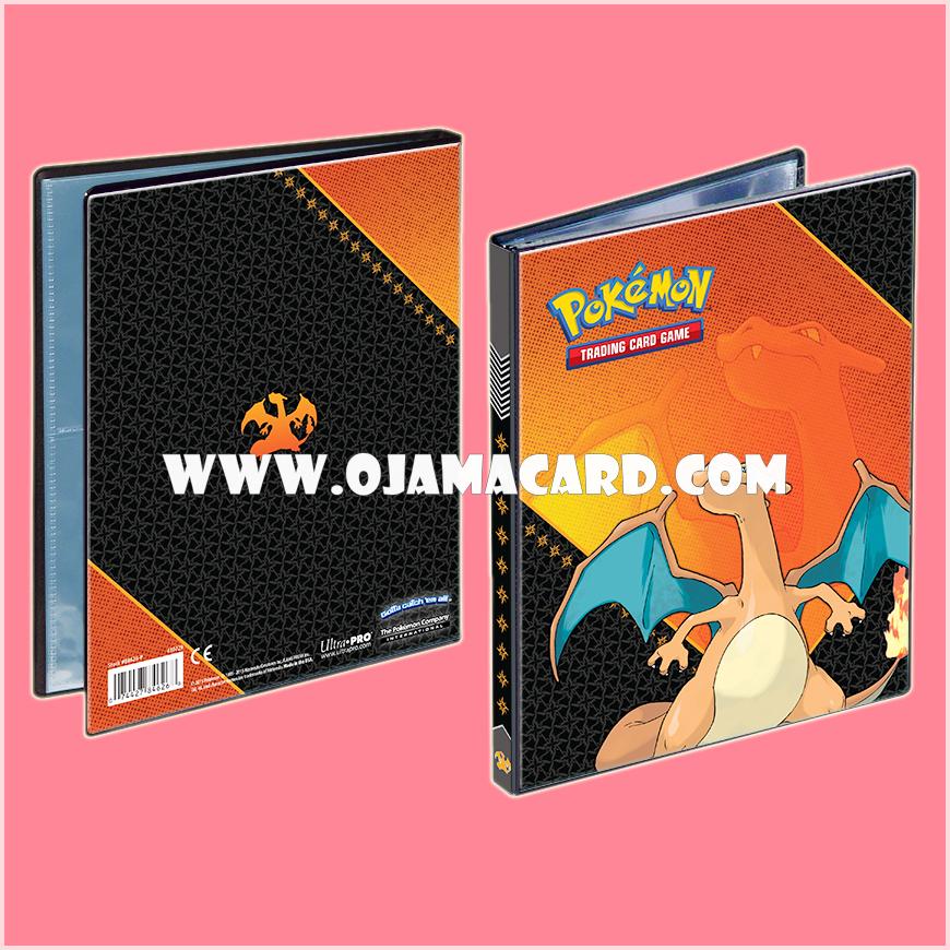Ultra•Pro Pokémon Charizard 4-Pocket Portfolio