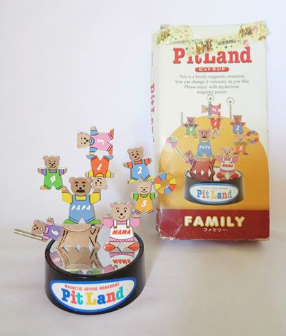 Pit Land Family Magnetic Joyful Ornament