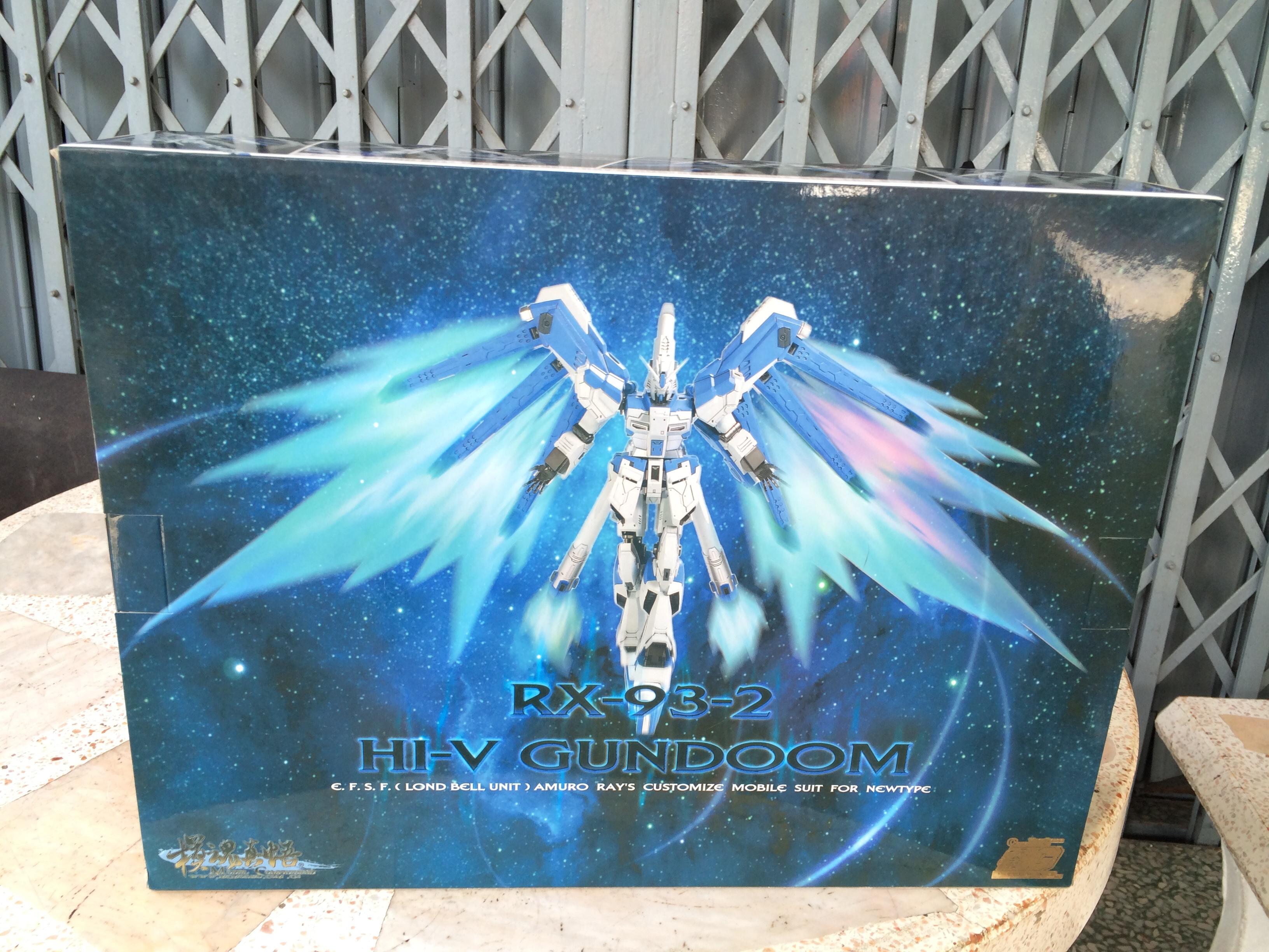 RX-93-2 HI-V GUNDOOM MC
