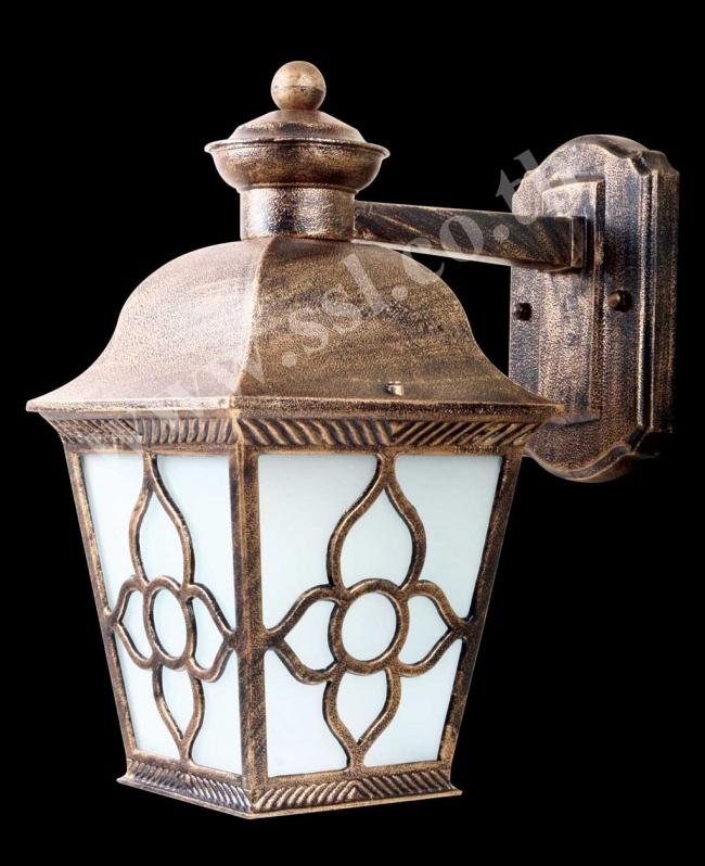 โคมไฟผนังนอกบ้าน SL-10-81474W-AB