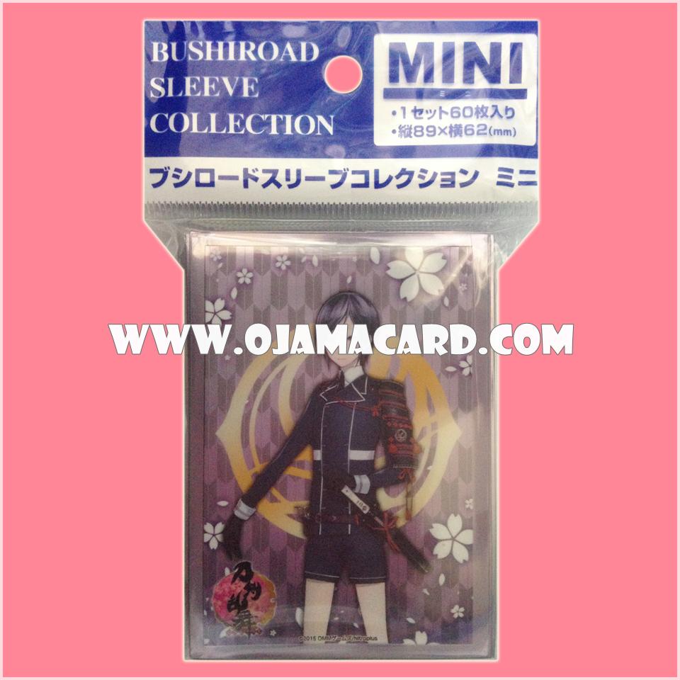 Bushiroad Sleeve Collection Mini Vol.167 : Yagen Toushirou x60