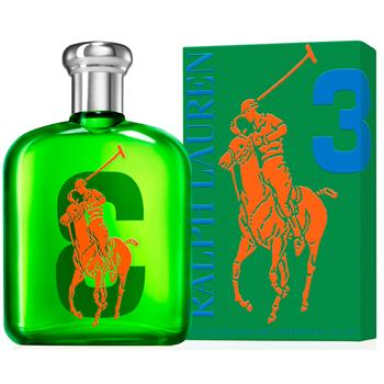 น้ำหอม Ralph Lauren The Big Pony Collection Green 3 The Adventurous Fragrance 125 ml.