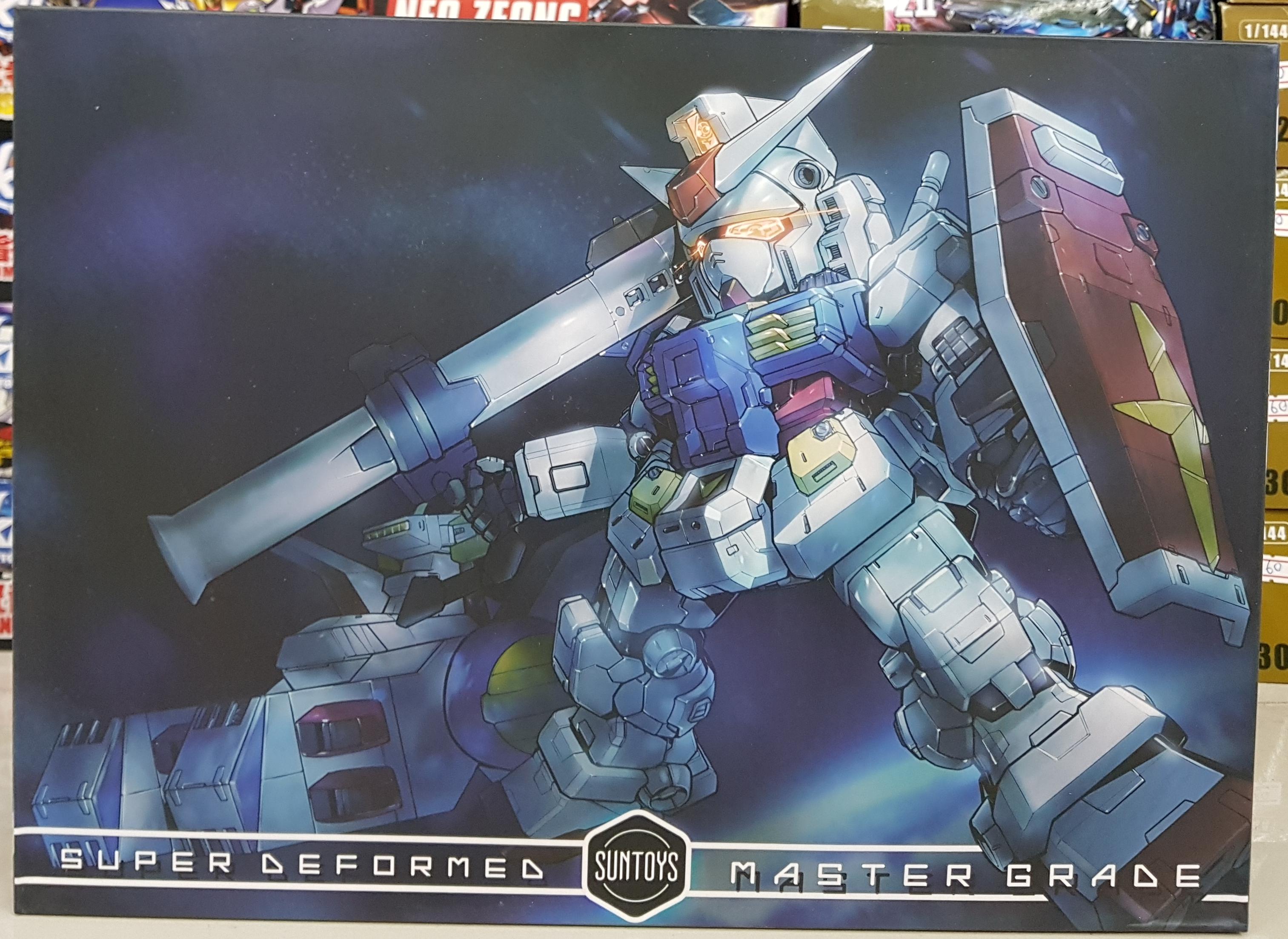 SD-MG RX-78-2 [SUNTOYS]