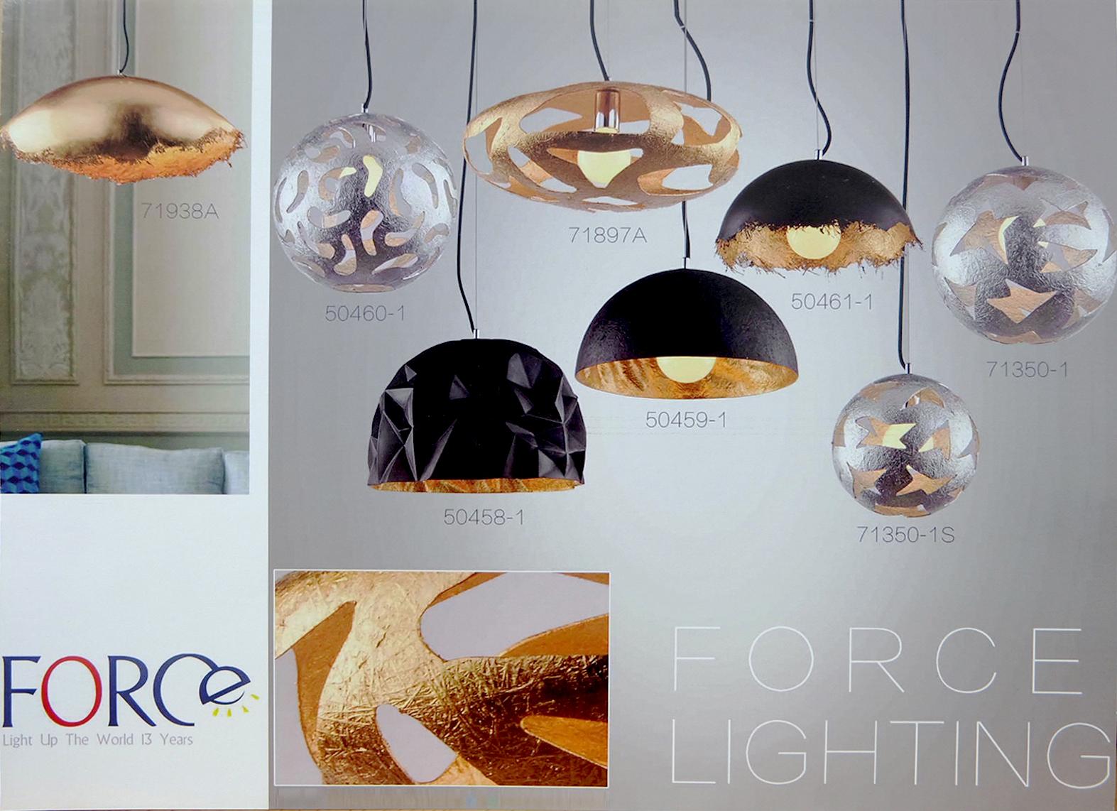 Modern Lamps Set-32