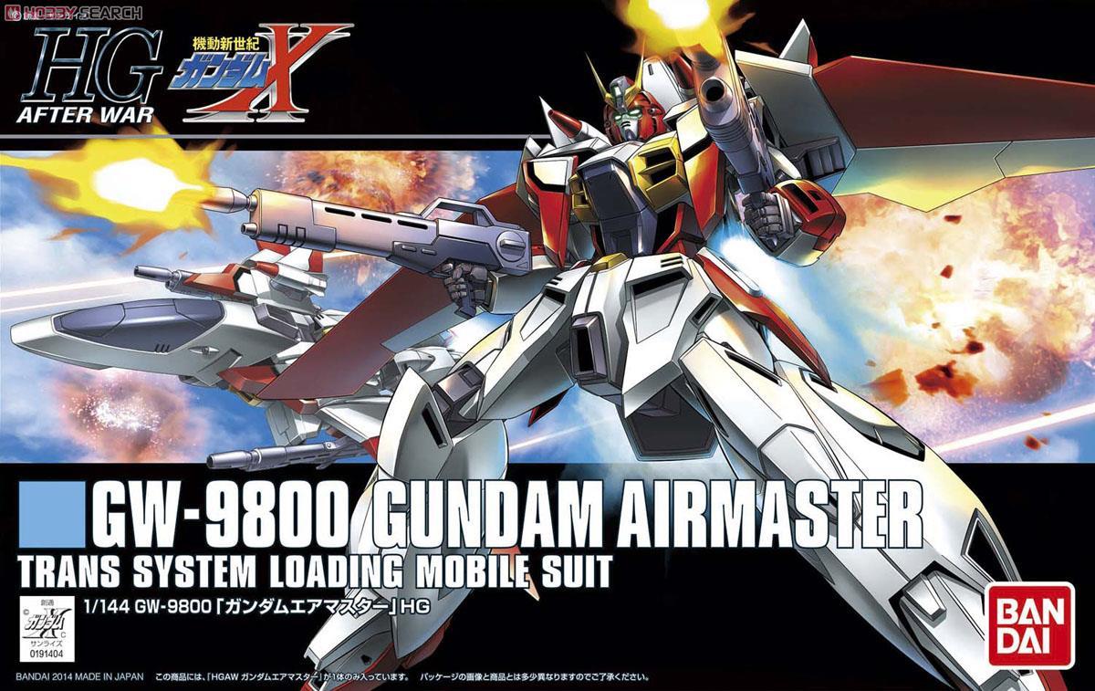 Gundam Airmaster (HGAW)
