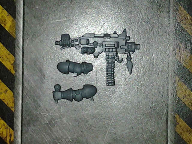 CSM Heavy Bolter