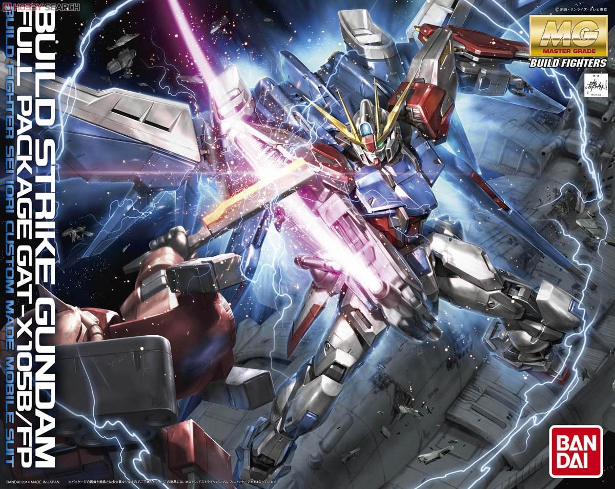 Build Strike Gundam Full Package (MG)