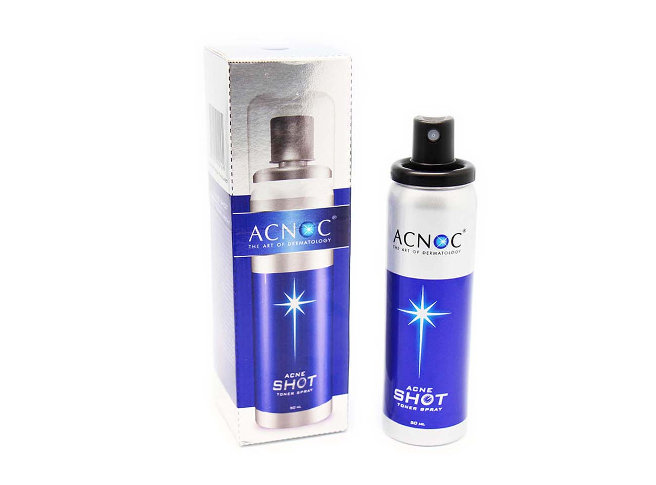 Acnoc Acne Shot Toner Spray 50 ml