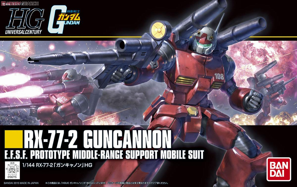 Guncannon (HGUC