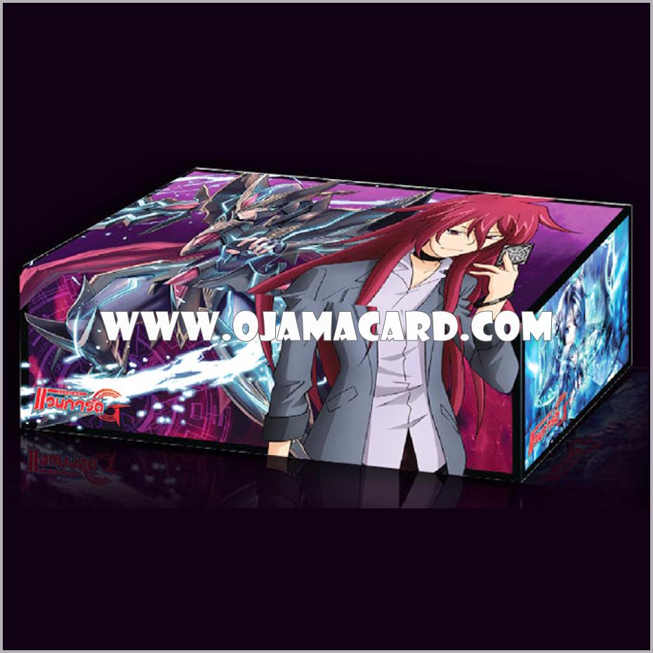 """G Legend Deck 1 : The Dark """"Ren Suzugamori"""" (VGT-G-LD01) ¬ Special Storage Box"""