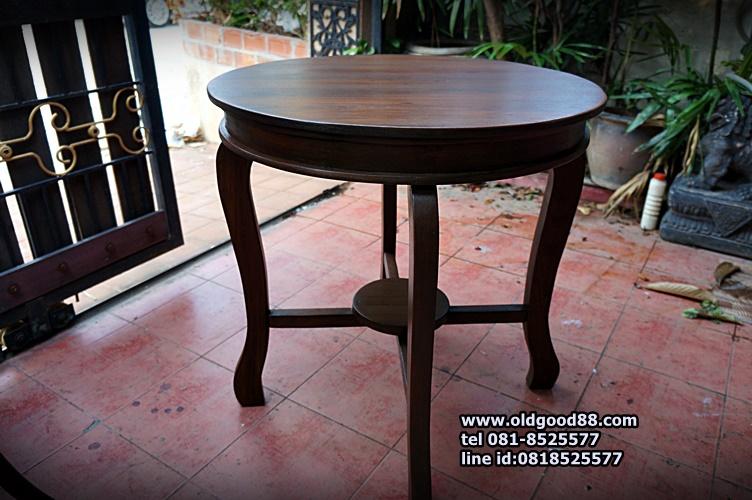 โต๊ะเชคโกไม้สัก(งานใหม่) รหัส6560tc