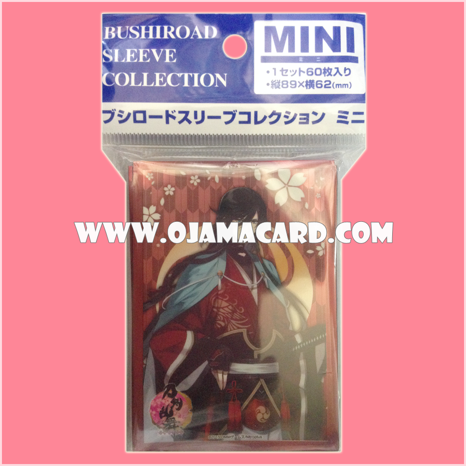 Bushiroad Sleeve Collection Mini Vol.168 : Izuminokami Kanesada x60