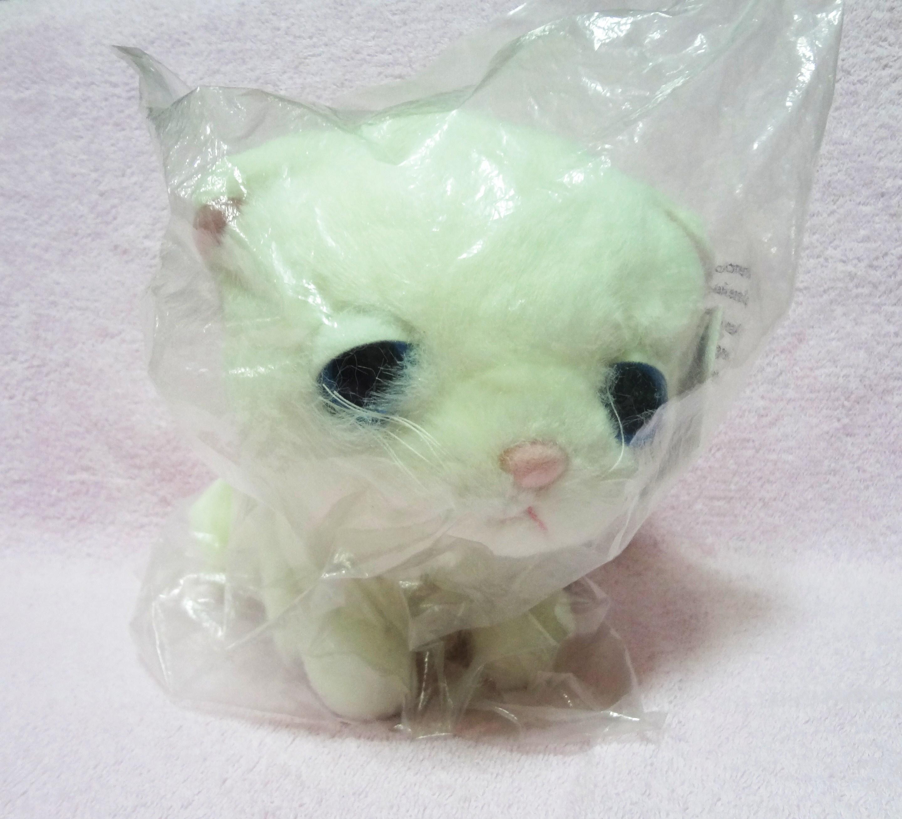 ตุ๊กตาแมวเปอร์เซีย : Persian The Cat