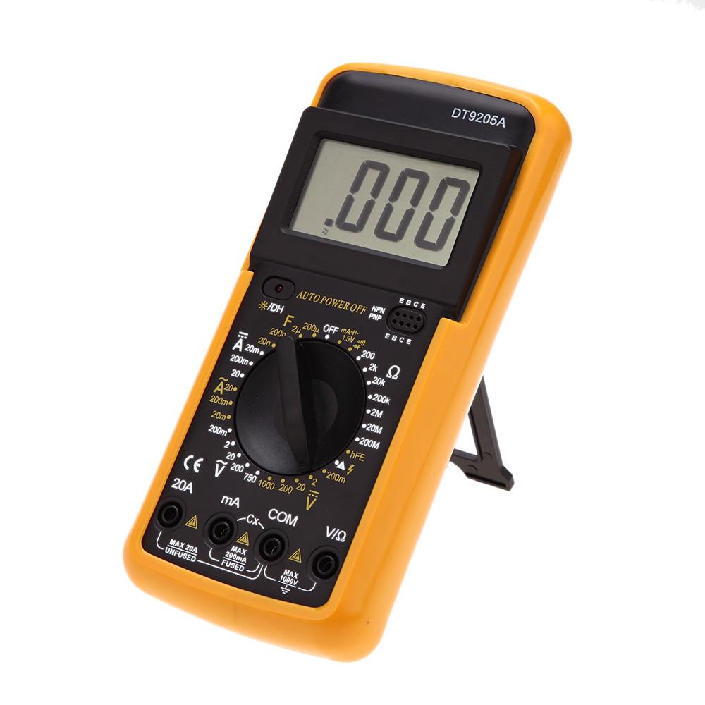 EM02-ดิจิตอลมัลติมิเตอร์ รุ่น DT9205A Digital Multimeter