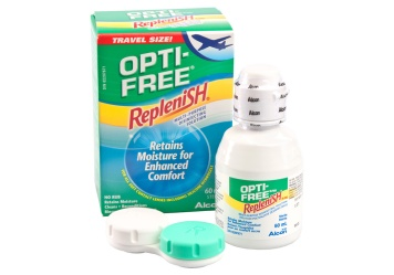 Opti-Free Replenish Starter Kit (60 ml)