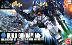 Build Gundam Mk-II (HGBF