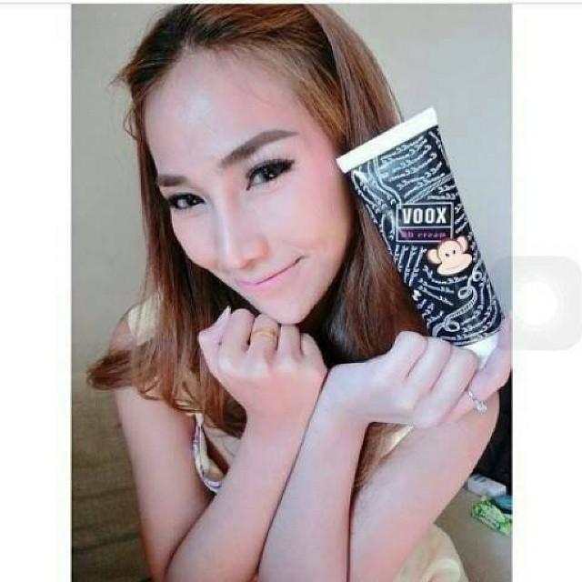 ผลการค้นหารูปภาพสำหรับ Voox DD cream