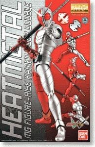 Kamen Rider W Heat Metal