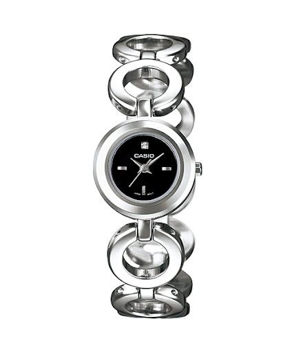 นาฬิกาข้อมือ คาสิโอ CASIO Standard Analog Ladies รุ่น LTP-1348D-1C