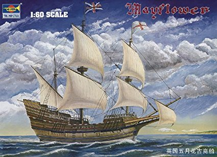 1/60 Mayflower [Trumpeter]