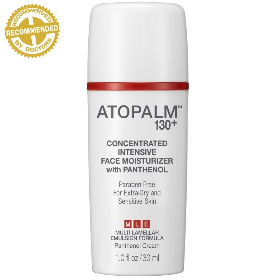 Atopalm 130+ Concentrated Intensive Facial Moisturizer with Panthenol รุ่นพิเศษ