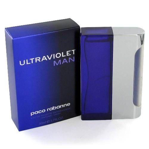 น้ำหอม Paco Rabanne Ultraviolet Man EDT 100 ml.