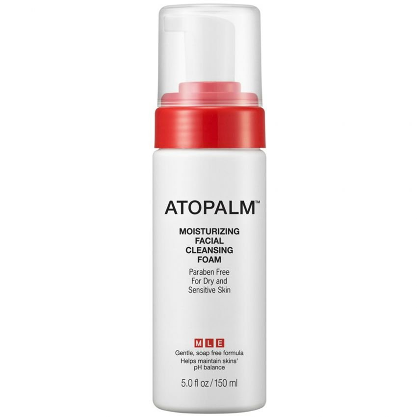 Atopalm Moisturizing Facial Cleansing Foam 45 ml