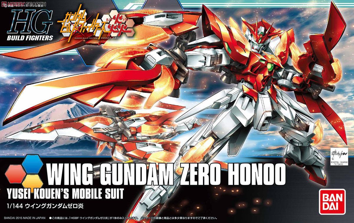 Wing Gundam Zero Honoo (HGBF)