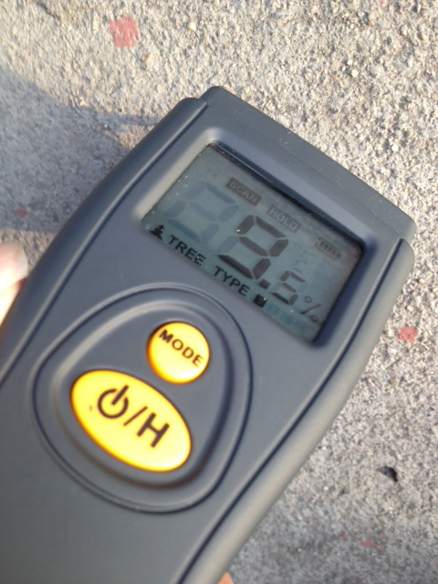 MM03-วัดความชื้้นช่วง 2 - 70% Digital Moisture Tester AR971