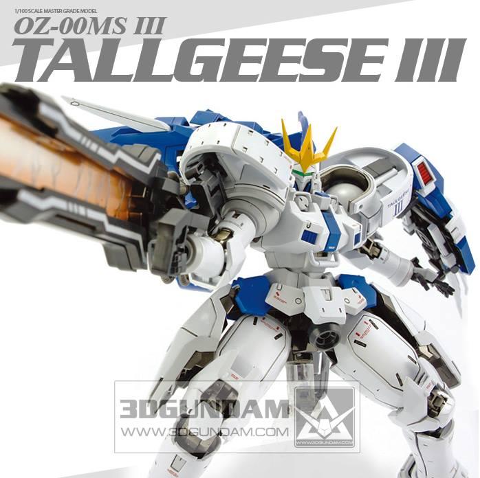 MG 1/100 Tallgeese III EW [Momoko]