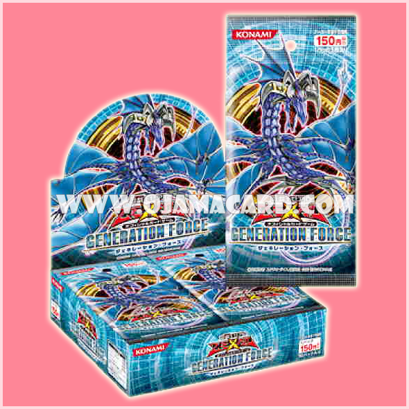 705 - Generation Force [GENF-JP] - Booster Box