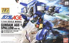 Gundam AGE-1 Spallow (HG)