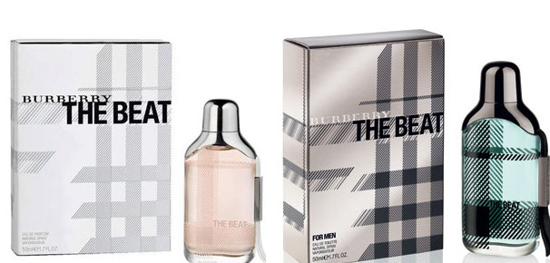 น้ำหอมเซ็ตคู่ Burberry The Beat Set for Men and Women 100 ml