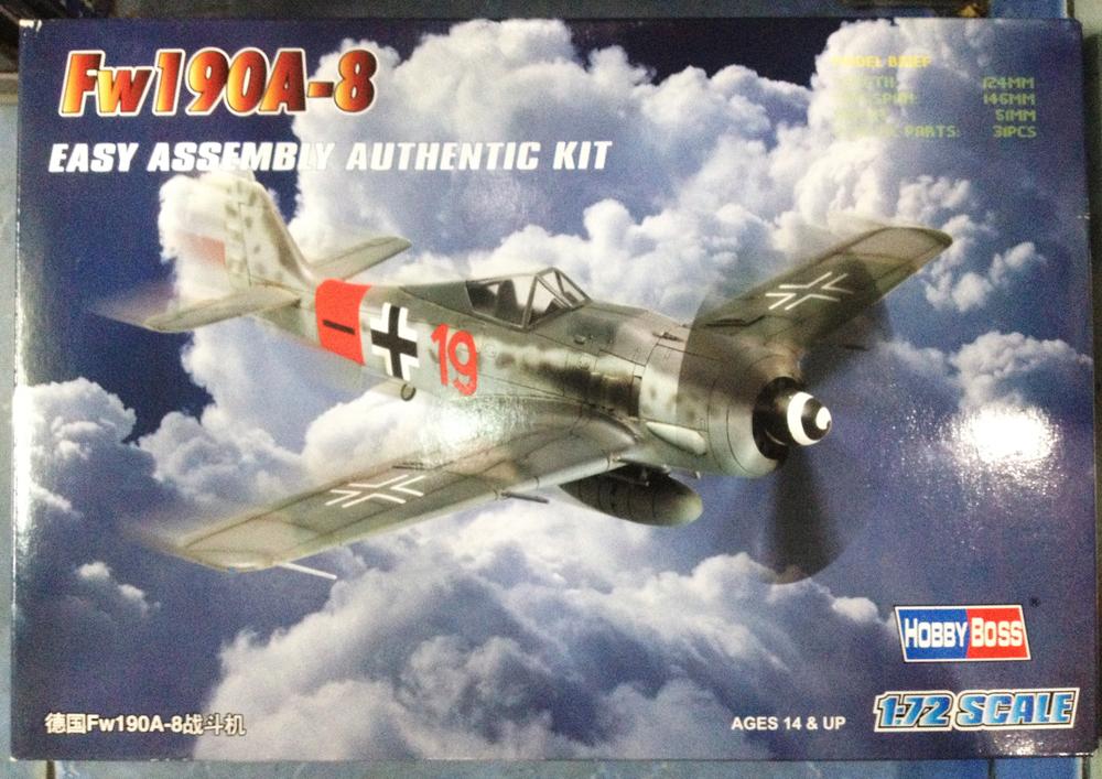 1/72 Fw190A-8