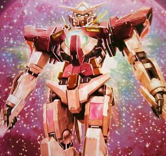 HG 00 (10) 1/100 GN-001 Gundam Exia EXF (Trans-Am Mode)